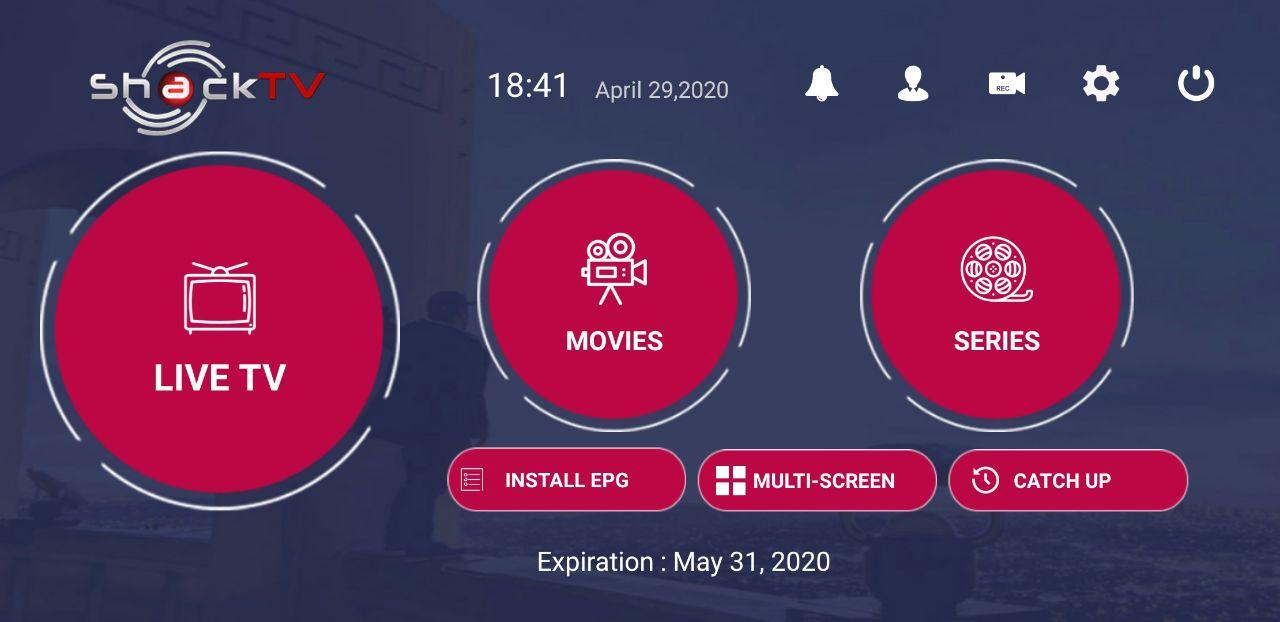 shack-tv-app